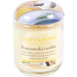 Albi Heart&Home Świeca Francuska wanilia, duża Świece, lampy zapachowe
