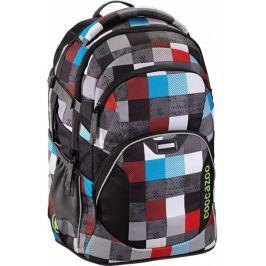 CoocaZoo Plecak JobJobber II, Checkmate Plecaki szkolne