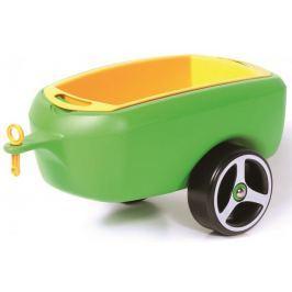Brumee Przyczepka Caree do jeździka, zielona Pojazdy dla maluchów