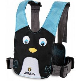 LittleLife Animal Safety Szelki - Pingwin L13570 Akcesoria podróżne