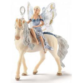 Schleich Świat Elfów Bayala Elfka Lunaya i jej Jednorożec 70537 Elfy, wróżki
