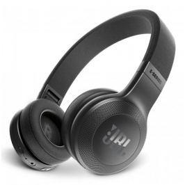 JBL słuchawki E45 BT, czarny Bezprzewodowe