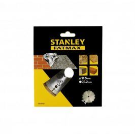 Stanley diamentowa tarcza segmentowa do betonu 115 x 22,2 mm Products