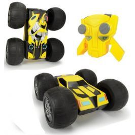 DICKIE RC Transformers Flip 'n' Race Bumblebee 1:16