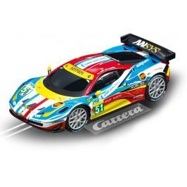 CARRERA GO Ferrari 458 Italia GT2 Tory wyścigowe