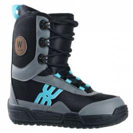 Westige dziecięce buty snowboardowe Bufo black/gray/blue 30 Products