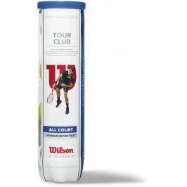 Wilson zestaw piłek tenisowych Tour Club 4 Tennis Ball Piłki