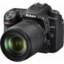 Nikon lustrzanka D7500 + 18-105 VR Lustrzanki cyfrowe