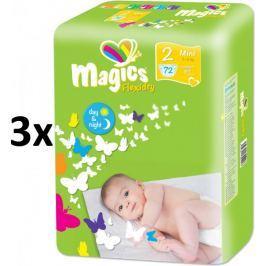 Magics Flexidry Mini (3-6kg) Ecopack - 216szt. Magics
