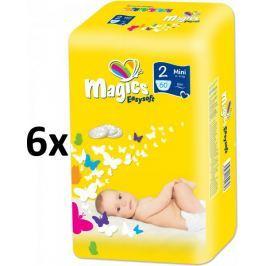 Magics Easysoft Mini (3-6kg) Megapack - 360szt. Magics