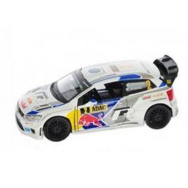BBurago RACE 2014 VW POLO WRC Team (J. Latvala) v DBX (1:32) Auta