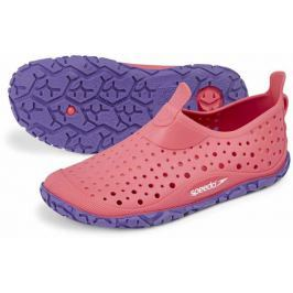 Speedo Buty do pływania Jelly Junior Pink/Purple 12 Products