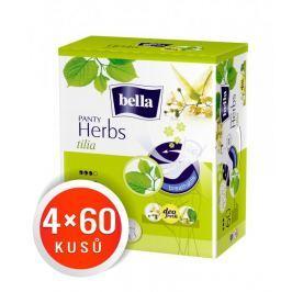 Bella wkładki higieniczne Panty Herbs Tilia 240 szt Higiena dla dorosłych