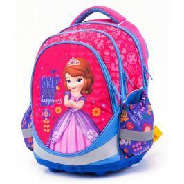 Karton P+P Anatomiczny plecak ERGO Junior Sofia Plecaki szkolne
