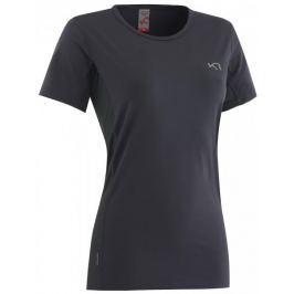 Kari Traa Nora Tee Ebony XS Koszulki biegowe, fitness