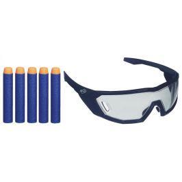 NERF Elite okulary i 5 strzałek Pistolety