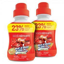 Sodastream Syrop Retro Cola Citrus 2x 750 ml