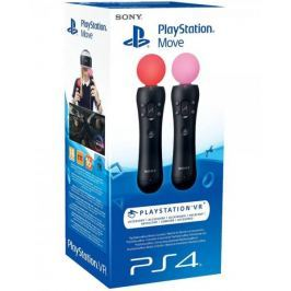 SONY kontrolery ruchu PlayStation 4 Move Twin pack