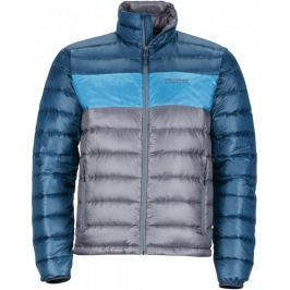Marmot Ares Jacket Steel Onyx/Denim M Kurtki puchowe