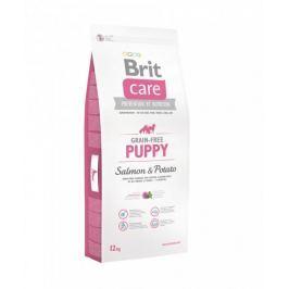 Brit sucha karma dla szczeniąt Care Grain-free Puppy Salmon & Potato 12kg Products