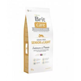 Brit sucha karma dla psa Care Grain-free Senior&Light Salmon & Potato 12kg Products