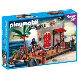 Playmobil SuperSet Twierdza piratów 6146 Playmobil