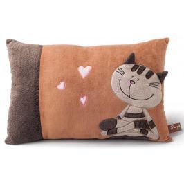 Lumpin Poduszka kotka Angelique Poduszki dla dzieci, dekoracyjne