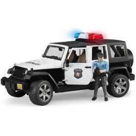 BRUDER Jeep Wrangler Rubicon policja Auta