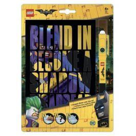LEGO Notatnik z niewidzialnym długopisem-Batgirl