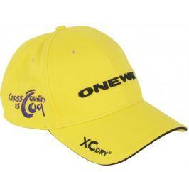 One Way czapka z daszkiem Ccis Cool Yell Cap Yellow Uni