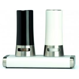 Alpina magnetyczny zestaw młynków do mielenia soli i pieprzu, Alpina 93727 Młynki, pojemniki na przyprawy
