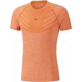 Mizuno koszulka sportowa Tubular Helix Tee Clown Fish S Koszulki biegowe, fitness