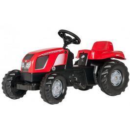 Rolly Toys Traktor Zetor 11441 czerwony