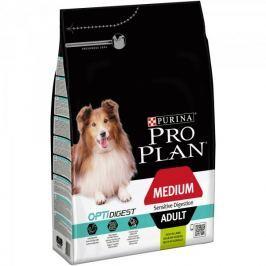 Purina Pro Plan sucha karma dla psa Medium Adult Lamb 3kg