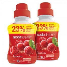 Sodastream Syrop malinowy 2x 750 ml