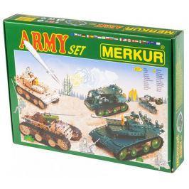 Merkur Modele RC Kit, Armia zestaw 657 el.