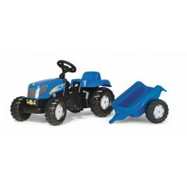 Rolly Toys Traktor New Holland TVT190 z przyczepą