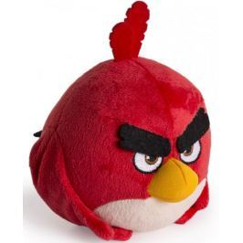 Spin Master Angry Birds pluszowy Red 12,5 cm