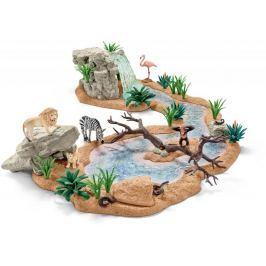 Schleich Zwierzęta przy wodopoju 42321