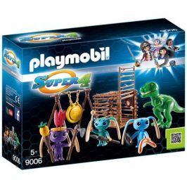 Playmobil Wojownicy Alien z Pułapką na T-Rexa 9006