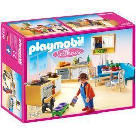 Playmobil 5336 Kuchnia z kącikiem jadalnym