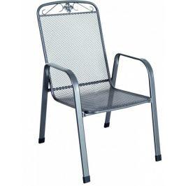RIWALL krzesło ogrodowe Savoy dark gray