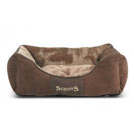 Scruffs Chester Box legowisko - czekoladowy - rozm.S