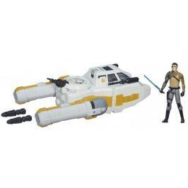 Star Wars Rebels Model Bombowca Zwiadowczego Y-Wing