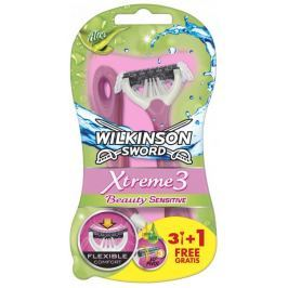 Wilkinson Sword maszynka Xtreme3 Beauty Sensitive, 4 szt