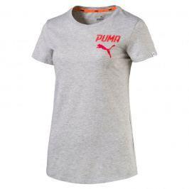 Puma Koszulka ATHLETIC Tee W Light Gray Heather S