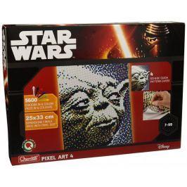 Quercetti Mozaika Pixel Photo 4 Star Wars Yoda