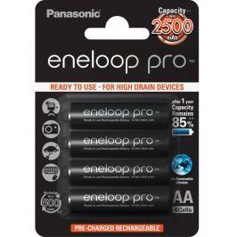 Panasonic baterie ENELOOP PRO R6/AA 2500 mAh, 4 szt blister