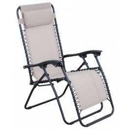Doppler krzesło relaksacyjne, beżowe