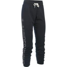 Under Armour spodnie dresowe Favorite Fleece Pant Black White XS